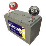 Nachladbare 12V 100ah richten hybrides Gel-tiefe Schleife-Batterie aus