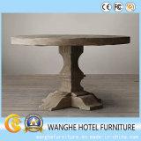 Tavolino da salotto di legno della mobilia della villa dell'oggetto d'antiquariato della mobilia dell'hotel