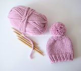 O costume 100% tricota manualmente de casacos de lã das camisolas das peúgas do cobertor do chapéu