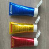 Tubo laminado aluminio para el empaquetado cosmético de la crema del hombre