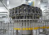 Máquina de etiquetado de relleno de la embotelladora de botella del embalaje plástico automático del agua
