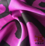 100% полиэстер Satin шифон ткань печать шифон ткань для женской одежды