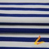 운동복 적당 (LTT-YLZJT1#)를 위한 폴리에스테 스판덱스 Lycra 뜨개질을 한 탄력 있는 직물