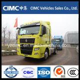 Los nuevos camiones Sinotruk 440CV 6X4 Sitrak C7H Tractor jefe