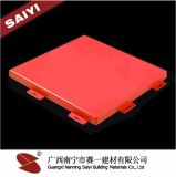 Китай topsale 2017поставщиком ISO9001: 2008 Mold-Proof алюминий металлическая пластина