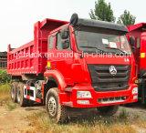 SINOTRUK HOHAN 트럭 6X4 덤프 트럭 팁 주는 사람 트럭
