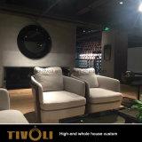 Preiswertes MDF-Melamin-vollständige Haus-Möbel für Hotels Tivo-021VW