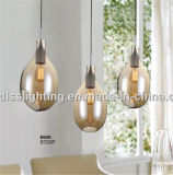 食堂のための標準的な現代ガラス吊り下げ式の照明