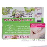 Carrocería que blanquea la crema para el axila entre el cuidado de piel de Aichun de las piernas que blanquea la crema