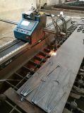 máquina de estaca automática portátil do plasma do CNC para o alumínio de cobre e a placa de aço
