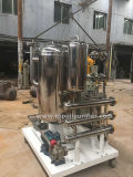 Separatore di acqua di olio combustibile dell'olio lubrificante dell'olio idraulico di disidratazione (TYD-50)