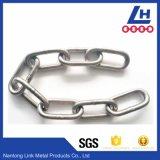 Catena giapponese dell'acciaio inossidabile di standard SUS304