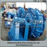 Pompe centrifuge horizontale lourde de traitement des eaux de pression de boue de gravier