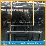 Китайский Новый Black Ice Flower мраморными плитками, для столешниц, верхняя часть столов