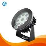 IP65 9W Flut-Licht der Leistungs-LED mit Cer-Bescheinigung