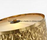 Interior em aço inoxidável de ouro de iluminação da lâmpada de mesa (KA00161T-1)