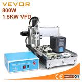 냉각되는 800W 물을%s 가진 3개의 축선 CNC 대패 조판공 기계