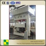 Presse hydraulique d'étirage profond de piliers du H-Bâti 4 pour des portes et des machines de Windows