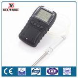 Sistema de Monitoramento de aprovação CE Detector de gás metano