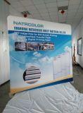 Портативная алюминиевая выставка хлопает вверх индикация ткани напряжения
