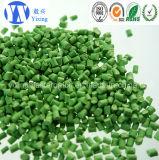 Masterbatch verde di plastica per PP/PE Masterbatch per l'elettrodomestico