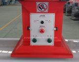 Präzision 35t Vier-Spalte hydraulische reisende Hauptausschnitt-Gummi-Maschine