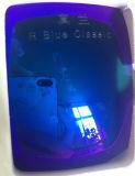 Les lunettes colorées ont polarisé la lentille de Tac (le classique bleu de R)