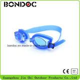 O anti profissional da névoa galvaniza óculos de proteção impermeáveis da natação para miúdos