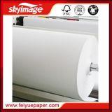 Le roulis enorme de Fu-57GSM 17inch Non-Enroulent le papier sec rapide de sublimation pour le textile