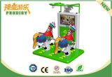 Machine d'intérieur de cheval d'emballage de virtual reality de Home Entertainment avec des écouteurs de Vr