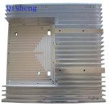 Peças usinadas CNC, usinadas a partir de cobre ou alumínio