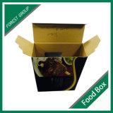 Rectángulo de papel para llevar impreso aduana del alimento chino