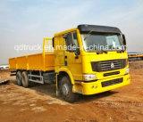 HOWO 관리 8X4 260HP 트랙터 또는 덤프 또는 화물 또는 Punta 공식 트럭