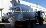 Camion de mélangeur, camion de mélangeur concret de 8-10 Cbm