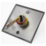 안전 (SB3M)를 위한 스테인리스 문 방출 단추