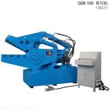 Krokodille Machine voor de KrokodilleScheerbeurt van het Schroot van het Metaal -- (Q08-100)