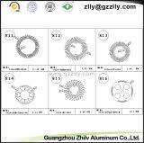 Baumaterial-Technik-Aluminiumkühlvorrichtung/Aluminium