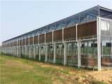 7090 Le Refroidissement évaporatif Pad pour tour de refroidissement à usage industriel/ferme avicole