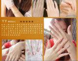 L'emboîtement de l'oiseau d'Afy blanchissant les masques d'hydratation de main de soin de main de masque de main