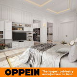 Disegno neoclassico della Camera piena di Oppein (op16-villa06)