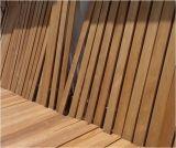 Resistente à água de piscina de teca pisos em madeira