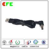 Varón y conector de cable magnético femenino para el perseguidor personal