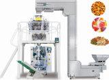 Système automatique d'emballage de remplissage de matériaux solides avec Doy Bagger