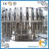 Beber água gaseificada automática máquina de enchimento de lavagem para frasco de plástico