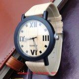 Het eenvoudige Modieuze Horloge van de Beweging van het Kwarts voor Unisex-Fs487