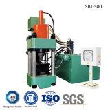 Machine van de Briket van het Schroot van het Metaal van de Pers van het Briketteren van de Scherven en van de Spaanders van het ijzer de Hydraulische-- (Sbj-500)