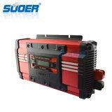 Inverseur pur d'énergie solaire d'onde sinusoïdale de Suoer 12V 220V 1500W (FPC-D1500A)