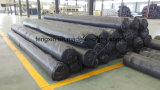 Membrana de HDPE à prova de água de construção subterrânea, HDPE Rolling Film