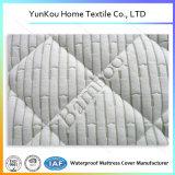 Organische Bambusbaumwolle gemischte Faser, die AntiDustmite Matratze-Deckel strickt