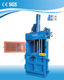 Vms10-6040 hidráulico compactador de prensa empacadora de residuos de papel, papel de recorte, Bottele mascotas, de plástico, de Cartón